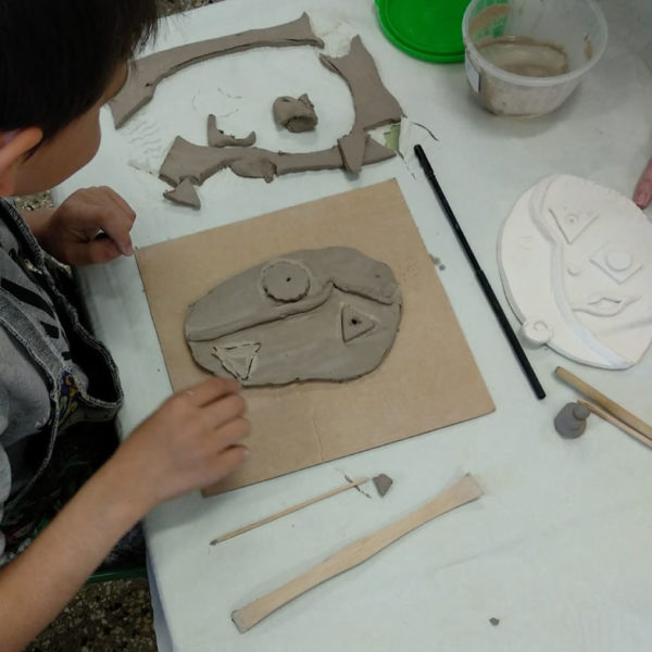Mascara de Picasso