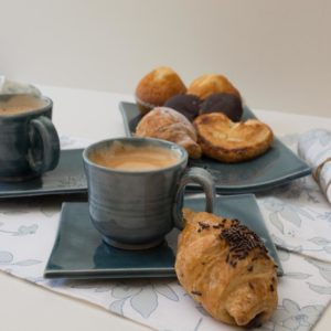 Desayuno original cerámica